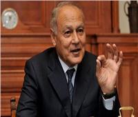 القناة التليفزيونية للأمم المتحدة تجري حوارا مع أبو الغيط