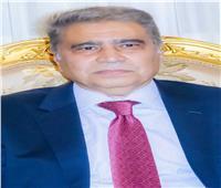 رئيس مركز ابوقرقاص بالمنيا يبحث تطوير منظومة النظافة