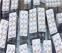 ضبط 3 ملايين قرص فيتامينات أطفال مجهولة المصدر بمدينة بدر