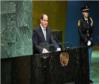 الصحف الأجنبية تبرز نشاط الرئيس السيسي في الأمم المتحدة