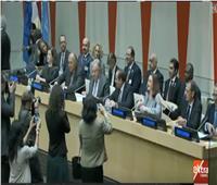 بث مباشر| كلمة الرئيس السيسي في اجتماع دول مجموعة الـ77 والصين