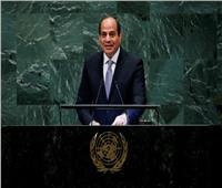 السيسي: السياسة الخارجية المصرية تشمل تعزيز التعاون بين دول الجنوب