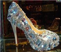 تاجر مجوهرات في دبي يعرض حذاء مرصعًا بالألماس مقابل 17 مليون دولار