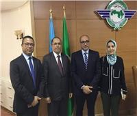 «العربية للطيران» و«أياتا» يبحثان تعزيز التعاون الثنائي