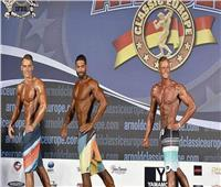 حمايل يمثل مصر في «آرنولد كلاسيك» لكمال الأجسام بإسبانيا