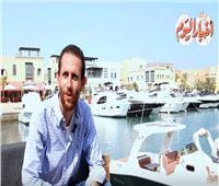 فيديو| خالد بشارة: مهرجان الجونة رفع الإشغال السياحي 80%