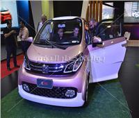 فيديو وصور| 3 سيارات كهربائية من «زوتي» بمعرض أوتوماك فورميلا