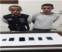 القبض على تشكيل عصابي تخصص في سرقة الوحدات السكنية بالشروق