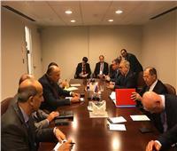 وزير الخارجية يلتقي نظيره الروسي على هامش اجتماعات الجمعية العامة للأمم المتحدة