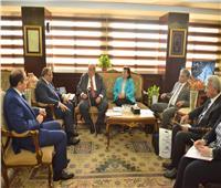 شعراوي: مجتمع الأعمال شريك أساسي في دفع قاطرة التنمية