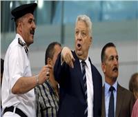 عاجل  اللجنة الأوليمبية تجمد مرتضى منصور