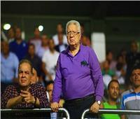 مرتضى منصور: غدا مفاجآت للرد على عقوبات «الأولمبية» و«الكاف»