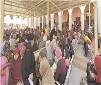 الافتتاحات الجديدة| «الرمد التذكارى» حصن «العيون» في الشـرق الأوسـط يستقبـل 1200 شخص يوميا