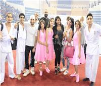 صور| نجوم الشباب في حفل افتتاح البطولة العربية للكارتيه