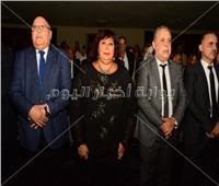صور| وزيرة الثقافة وهاني شاكر وأشرف زكي يحيون ذكرى بليغ حمدي