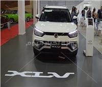 سانج يونج ترفع شعار «سيارة واحدة تكفي» بمعرض أوتوماك