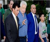 وزير الرياضة يجري اتصالا بمرتضى منصور