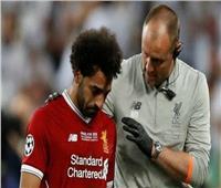 """مدرب ليفربول يوضح حقيقة أستمرار أصابة """"محمد صلاح"""""""