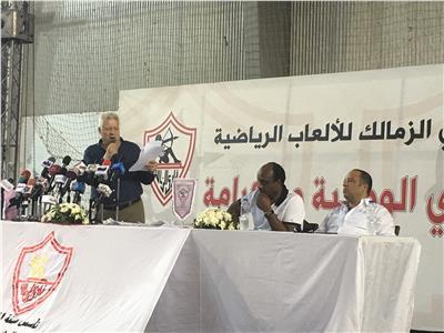 مفاجأة  مرتضى منصور: قرارات اللجنة الأوليمبية باطلة بالقانون