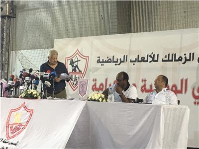 مرتضى منصور إلى اللجنة الأوليمبية: الأسد سيأكل الأرانب والفئران