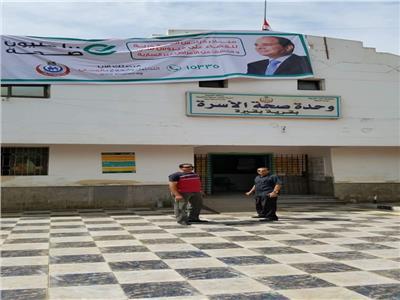 الوحدات المحلية في بنها تشارك بمبادرة الرئيس للقضاء على فيروس «سي»