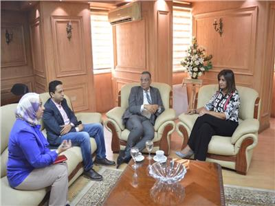 Dmc الراعي الإعلامي لمؤتمر «مصر تستطيع بالتعليم»