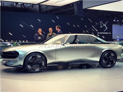 فيديو وصور| بيجو 504 الجديدة تظهر بمعرض باريس للسيارات