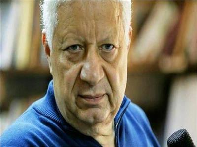عاجل  منع ظهور مرتضى منصور في جميع وسائل الإعلام