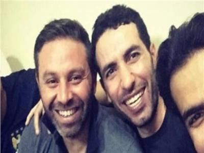 بعد شطب عضويته.. حازم إمام يشكر أبو تريكة على الدعم