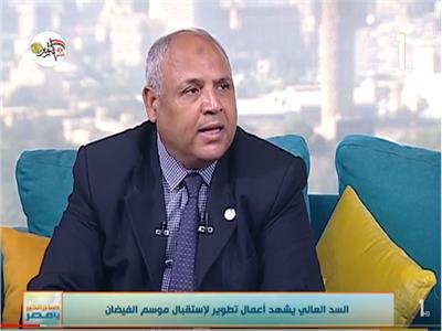 فيديو| حسين جلال: السد العالي يعمل بكفاءة عالية