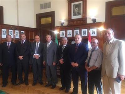 اتفاقية توأمة وشراكة بين نقابتي المصارف بمصر والبحرين