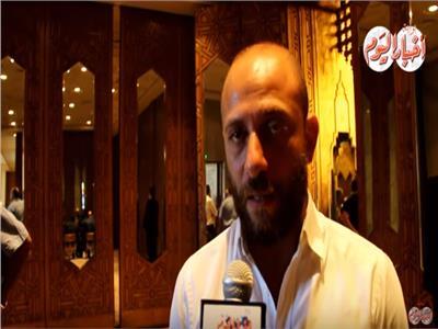 فيديو| وائل رياض: إقامة بطولة البلياردو بالأهرامات دافع قوي لتنشيط السياحة