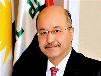 عاجل| برهم صالح رئيسًا للعراق