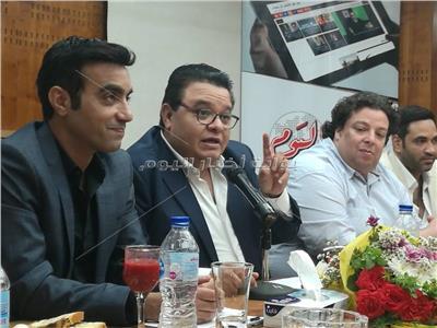خالد جلال: «قهوة سادة» المسرحية المفضلة للمسؤولين العرب عند زيارتهم لمصر