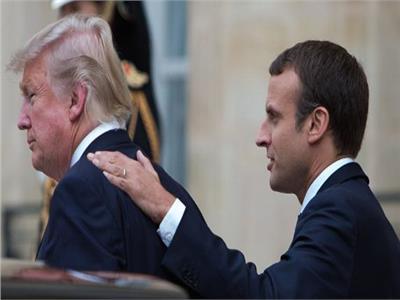إيمانويل ماكرون على خطى «ترامب» في التعامل مع إيران