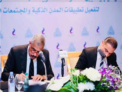 «المصرية للاتصالات WE» توقع عقدًا لتفعيل تطبيقات المدن الذكية