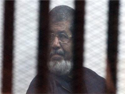 """الأربعاء.. محاكمة المعزول وآخرين في """"التخابر مع حماس"""""""
