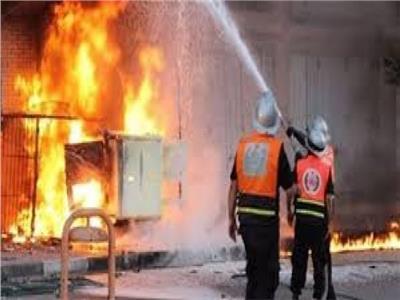 السيطرة على حريق داخل شقة سكنية فى مدينة نصر