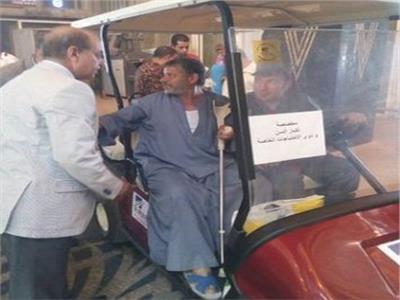 3 خدمات مميزة لذوي الإعاقة في محطة مصر.. أبرزها «كارنية التذاكر المخفضة»