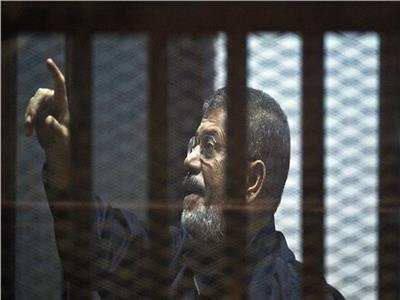 بدء جلسة محاكمة المعزول وآخرين في قضية التخابر مع حماس