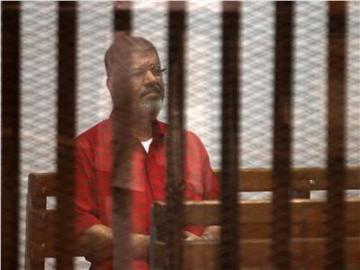 تأجيل محاكمة المعزول و23 آخرين بـ«التخابر مع حماس» لـ 4 نوفمبر