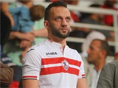 أمير مرتضى يحفز لاعبي الزمالك قبل «السوبر المصري السعودي»