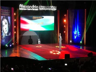 فقرات غنائية في حفل افتتاح «الإسكندرية السينمائي»