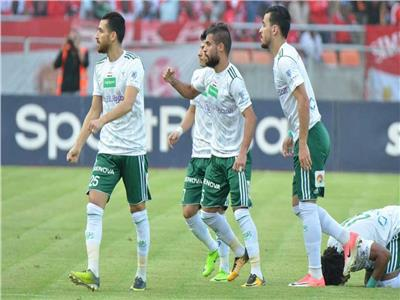 المصري يتعادل سلبيأ مع «فيتا كلوب» في الشوط الأول