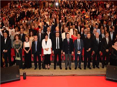 صور| عمرو الليثي يعلن الفائزين بجائزة «ممدوح الليثي للسيناريو»