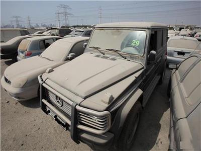 ننشر تفاصيل مزاد السيارات المخزنة بمطار القاهرة الدولي