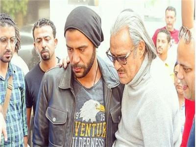 بعد إعلان إصابته بالسرطان.. محمد إمام لـ«فاروق الفيشاوي»: أنت قدها