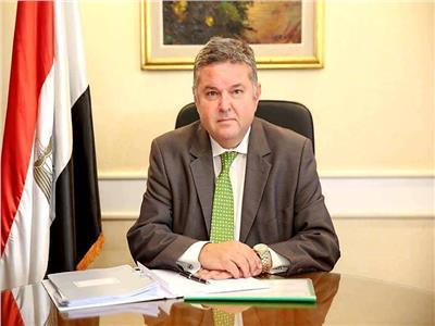 «قطاع الأعمال»: تعيين محمد عبد الظاهرمديرًا لمركز المعلومات بالوزارة