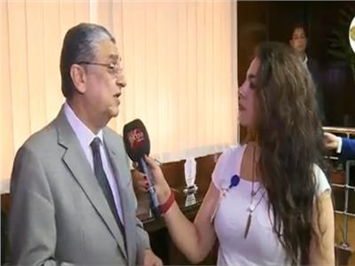 بالفيديو| وزير الكهرباء: «عايزين لو حصل انقطاع في التيار يرجع في 5 دقائق»