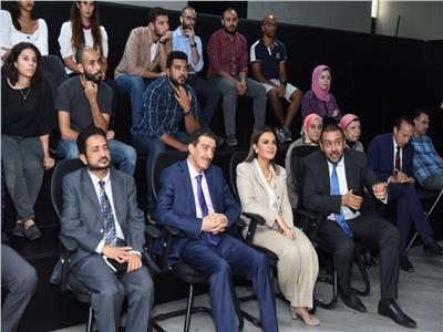 سحر نصر: نعمل علي الاستثمار في العنصر البشرى تنفيذا لتوجيهات القيادة السياسية في مصر